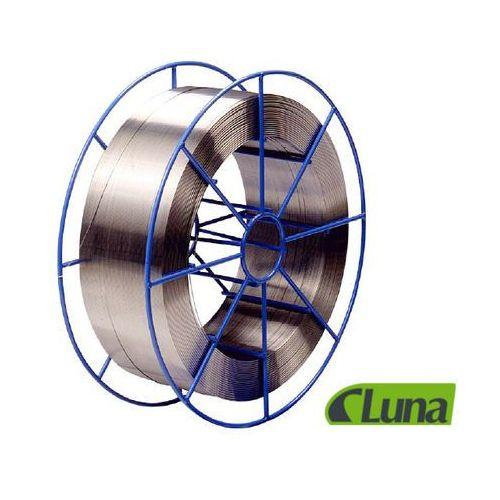 drut spawalniczy do stali nierdzewnej i kwasoodpornej rmi 316lsi (20614-0196) marki Luna