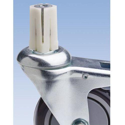 Proroll Mocowanie rurki, elastyczne, rurka czworokątna, wym. wewn. 28 - 32 mm. elastyczn