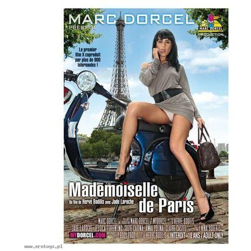 Marc dorcel (fr) Dvd marc dorcel - mademoiselle de paris