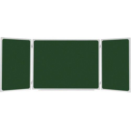 Tablica 2x3 kredowa rozkładana magnetyczna lakierowana 150x100/300cm