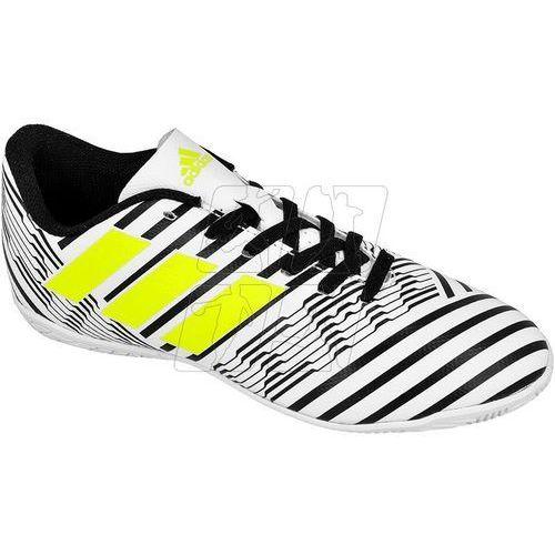 Buty halowe  nemeziz 17.4 in jr s82464 marki Adidas