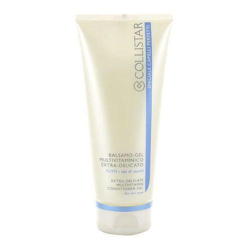 COLLISTAR Extra-Delicate Multivitamin Conditioner Gel multiwitaminowa odzywka do wlosow 200ml z kategorii Odżywianie włosów