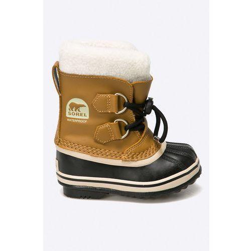 Sorel - Śniegowce dziecięce Childrens Yoot Pac™ TP 259