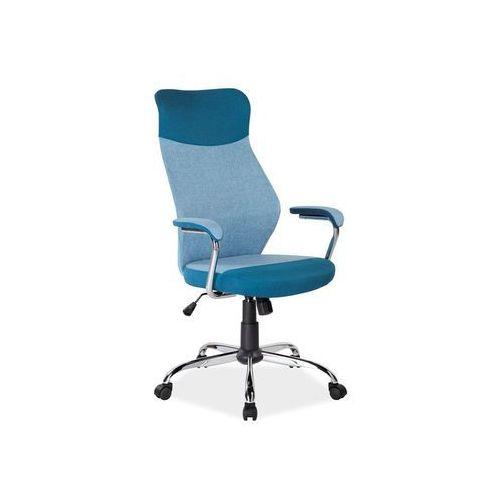 Signal Fotel obrotowy, krzesło biurowe q-319 blue