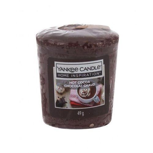 hot cocoa świeczka zapachowa 49 g unisex marki Yankee candle