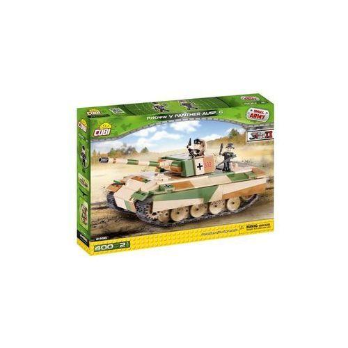 Zabawka Cobi COBI Small Army V Panthe r Ausf COBI Small Army V Panthe r Ausf COBI Small Army V Panthe r Ausf z kategorii [klocki dla dzieci]