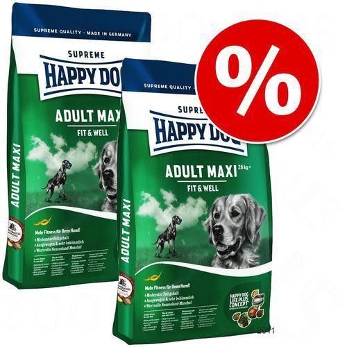 Happy dog supreme - sensible nutrition toscana 2x12,5kg