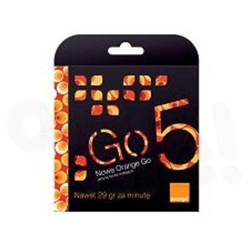 Orange Starter orange one 5 (5907441061094)