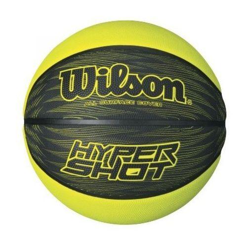 Wilson Piłka koszowa hyper shot rbr black-lime 0967 rozmiar 7 (2010000511671)