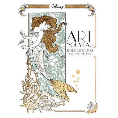 Art nouveau Kolorowanki artystyczne., 81980702478KS (6290939)