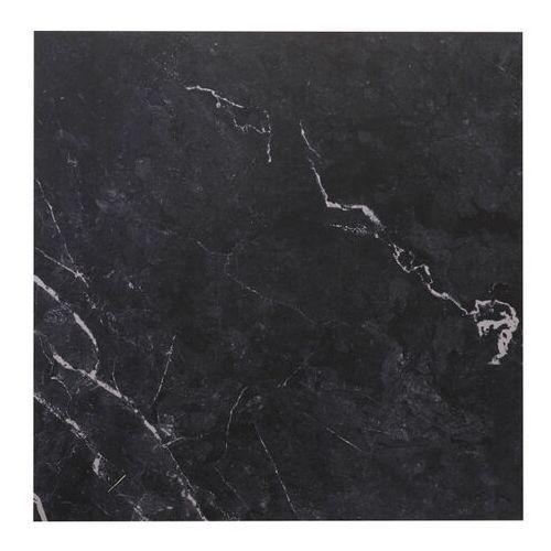 Gres Ultimate Marble Colours 60 x 60 cm black mat 1,08 m2, F4D21