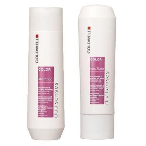 Goldwell Dualsenses color szampon + odżywka 250ml