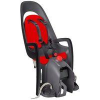 Hamax fotelik rowerowy caress szaro-czerw adapter
