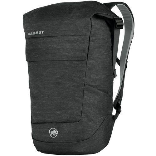 Mammut xeron courier 20 plecak podróżny black (7613276827283)
