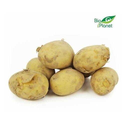 Świeże dystrybutor: bio planet s.a., wilkowa wieś 7, 05-084 leszno k. Opakowanie zbiorcze (kg) - ziemniaki białe młode świeże bio (polska) (około 10 kg)