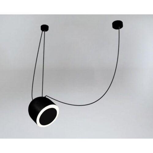 Shilo dobo dohar 9035 lampa wisząca 1x60w e14 czarna