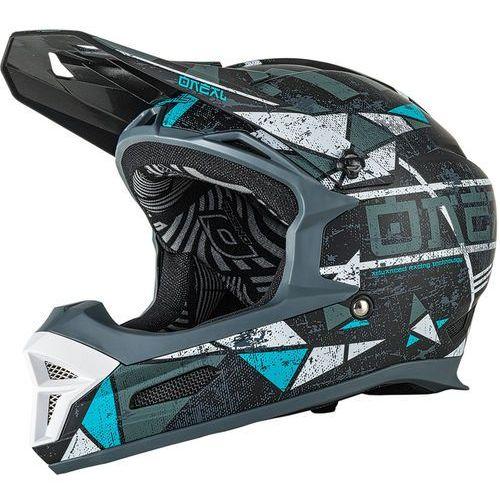 Oneal fury rl kask rowerowy zen czarny/kolorowy xs | 53-54 2019 kaski rowerowe