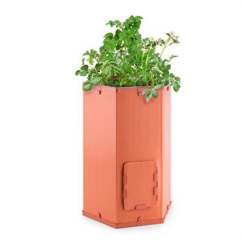 Waldbeck potatoe-propojemnik do uprawy ziemniaków z otworem do wybierania balkon & taras