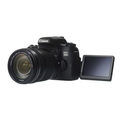 Canon EOS 760D. Najniższe ceny, najlepsze promocje w sklepach, opinie.