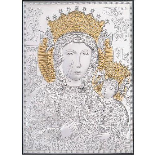 Obrazek ikona Matka Boska Częstochowska, V18045
