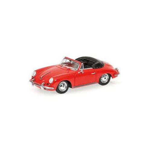 Porsche 356 B Cabriolet 1960 (red)