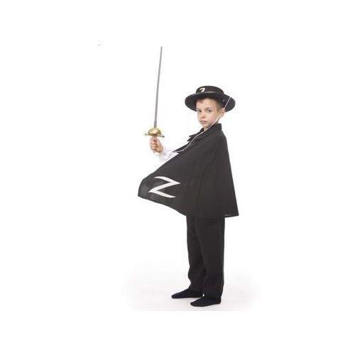 Aster Peleryna zorro - przebrania i kostiumy dla dzieci - 116 cm