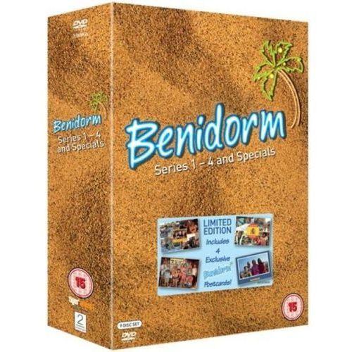 Benidorm - Series 1-4 and Specials - produkt z kategorii- Pozostałe filmy