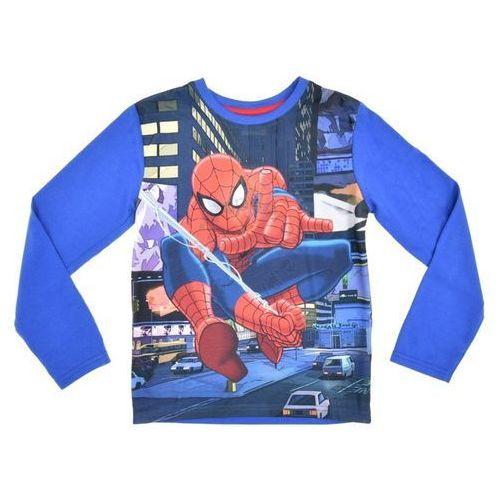 Bluzka z długim rękawem Spider-Man - Niebieski ||Kolorowy, kolor niebieski