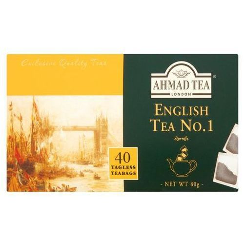 Herbata eksp. AHMAD TEA English No.1 op.40szt.