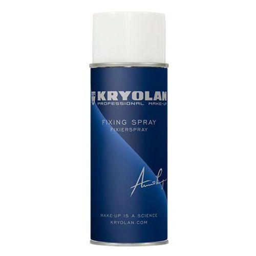Kryolan Fixing Spray - Spray utrwalający makijaż, 400 ml (4041762101099)