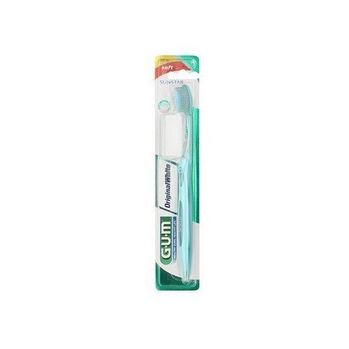 original white szczoteczka do zębów soft marki G.u.m