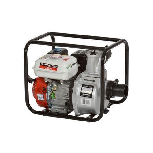 Motopompa - Spalinowa pompa do wody - 2