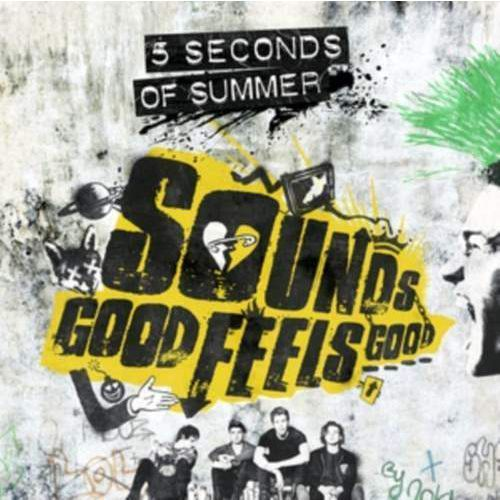 5 Seconds Of Summer - Sounds Good Feels Good (0602547531049)