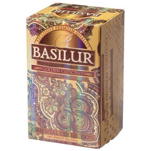 70418 20x2g golden crescent herbata czarna kopertowana wyprodukowany przez Basilur