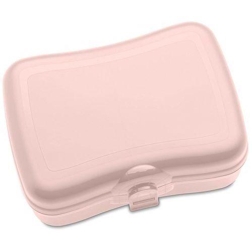 Pudełko na lunch basic bladoróżowe marki Koziol