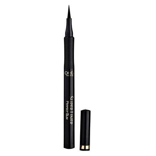 super liner perfect slim 6ml w eyeliner intense black, marki L´oreal paris