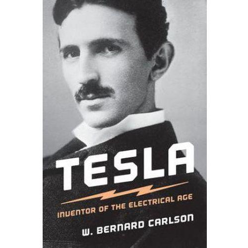 Kniha Tesla (9780691165615)