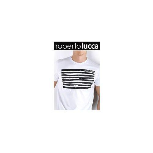 Koszulka regular fit 80219 00010 monaco marki Roberto lucca