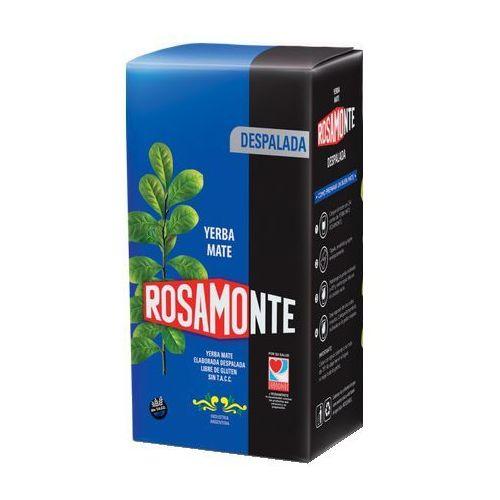 Yerba mate rosamonte despalada 1000g marki Yerba mate rosamonte, argentyna
