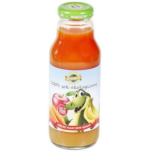 Sok marchew banan jabłko b/c BIO 300ml, 004187