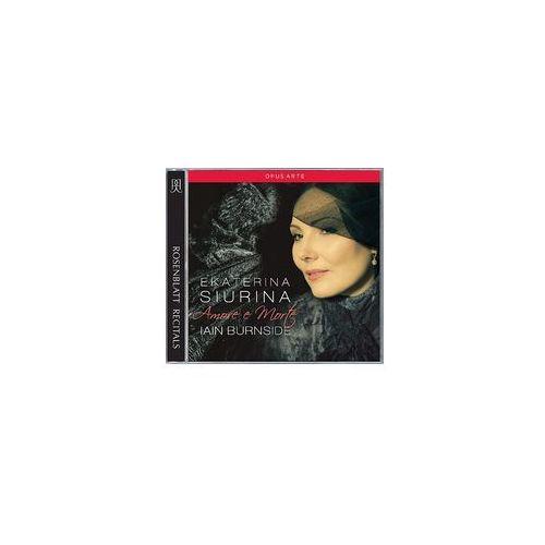 Amore E Morte - Verdi, Bellini, Donizetti, Rossini (0809478090175)