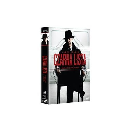 OKAZJA - Czarna lista. Sezon 1 (DVD) - Jon Bokenkamp DARMOWA DOSTAWA KIOSK RUCHU