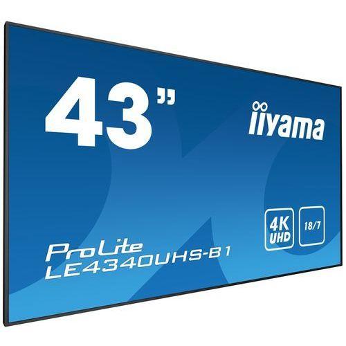 LED Iiyama LE4340UHS