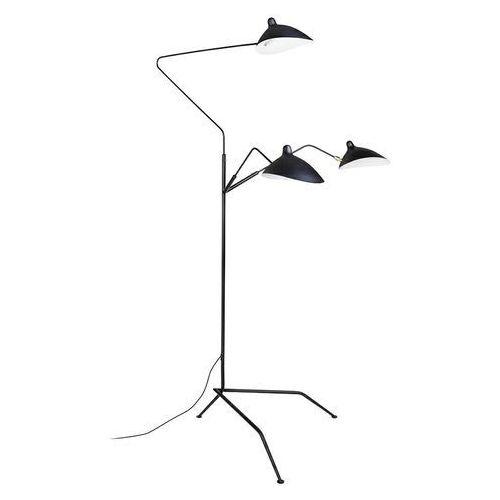 Lampa podłogowa RAVEN FLOOR UP 3 czarna - aluminium, stal węglowa, XCF3621-3 (12310728)