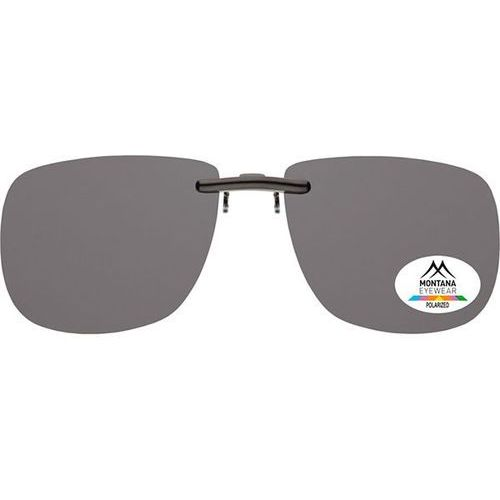 Montana collection by sbg Okulary słoneczne c12 clip on polarized no colorcode