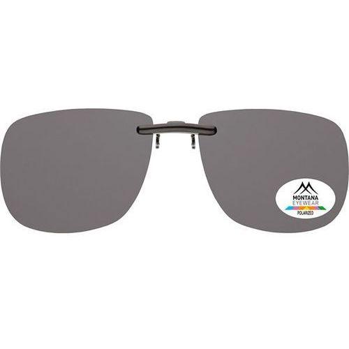 Okulary Słoneczne Montana Collection By SBG C12 Clip On Polarized no colorcode