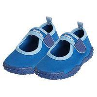 Buty do wody aqua kolor niebieski marki Playshoes