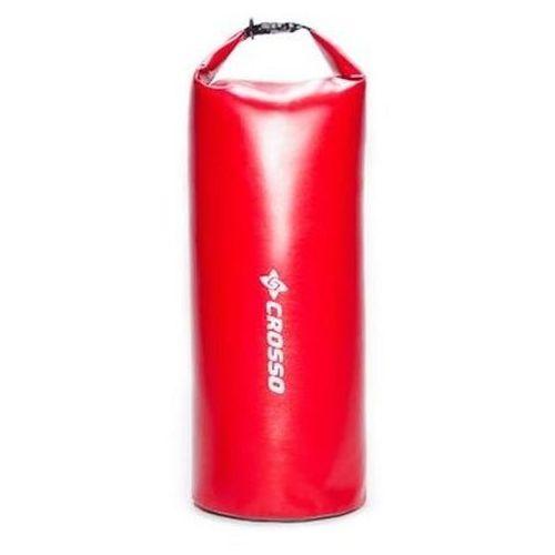Worek transportowy wodoszczelny 10 l czerwony marki Crosso