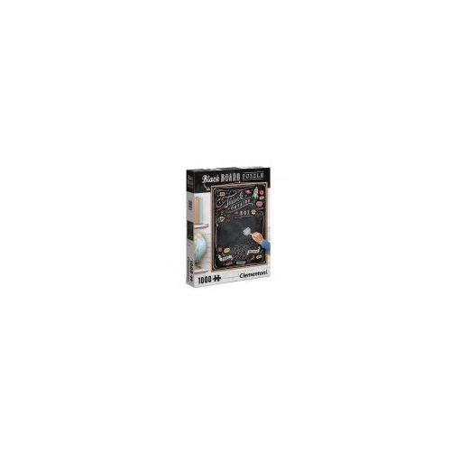 1000 elementów black board think outside the box - poznań, hiperszybka wysyłka od 5,99zł! marki Clementoni