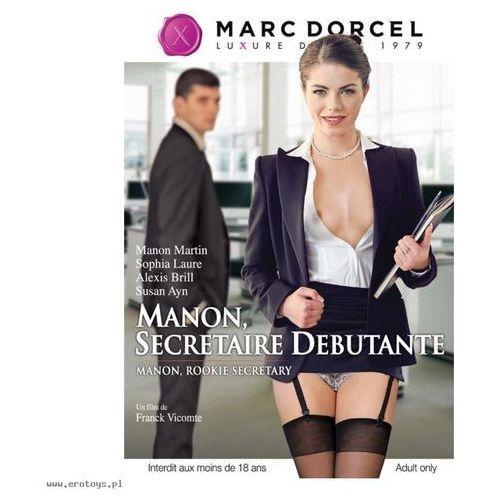 DVD Marc Dorcel - Manon, Rookie Secretary